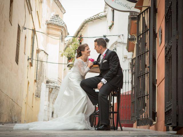 La boda de Jesús y Marisa en Viñuela, Málaga 55