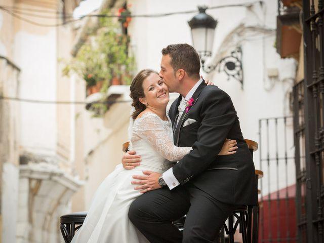 La boda de Jesús y Marisa en Viñuela, Málaga 56
