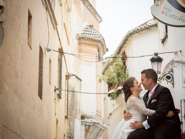 La boda de Jesús y Marisa en Viñuela, Málaga 57
