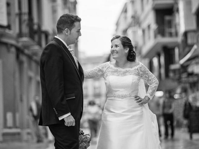La boda de Jesús y Marisa en Viñuela, Málaga 58