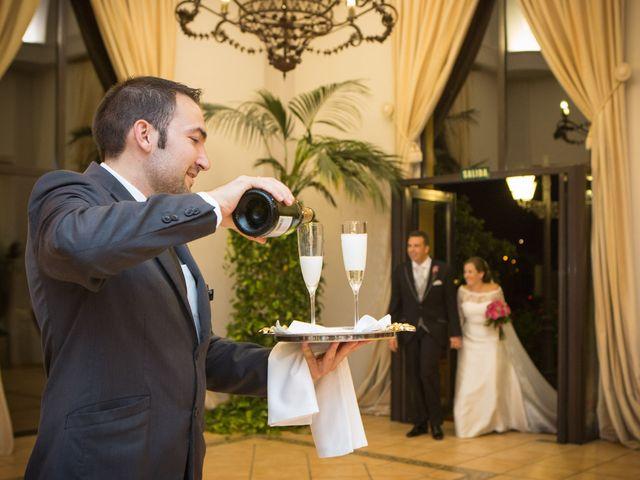 La boda de Jesús y Marisa en Viñuela, Málaga 60