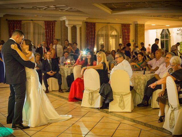 La boda de Jesús y Marisa en Viñuela, Málaga 68