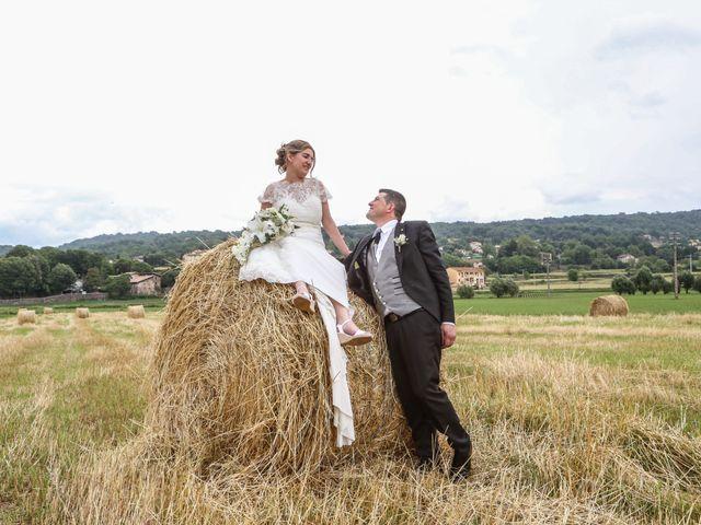 La boda de Lluis y Ursula en Olot, Girona 3