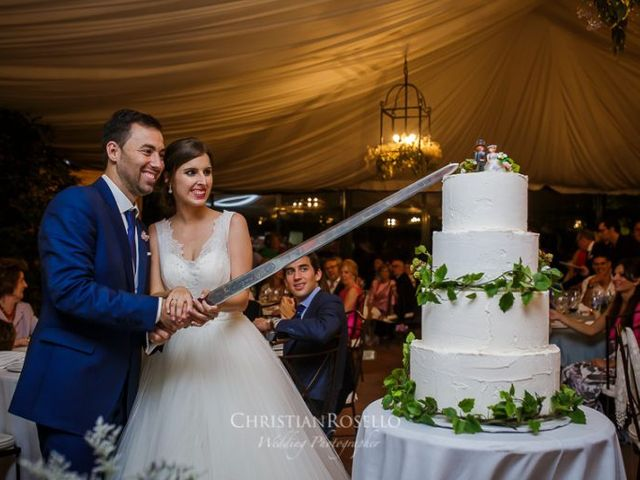La boda de Jorge  y Berta  en Zaragoza, Zaragoza 36
