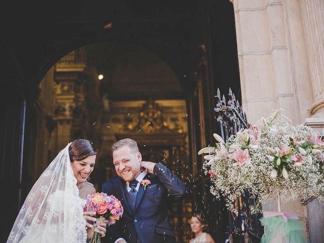 La boda de Sergio y Laura en Granada, Granada 32