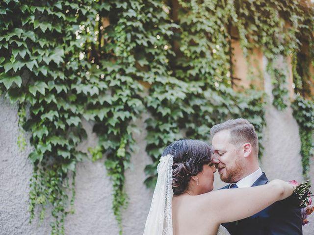 La boda de Sergio y Laura en Granada, Granada 34