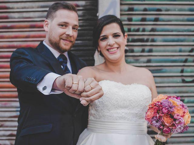 La boda de Sergio y Laura en Granada, Granada 36