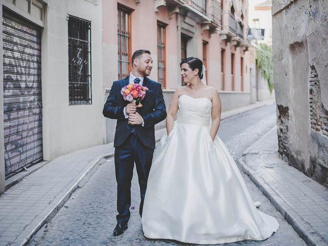La boda de Sergio y Laura en Granada, Granada 38