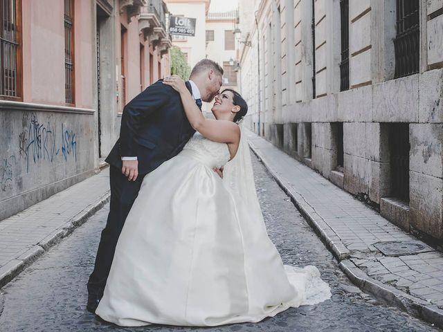 La boda de Sergio y Laura en Granada, Granada 39