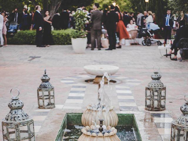 La boda de Sergio y Laura en Granada, Granada 55
