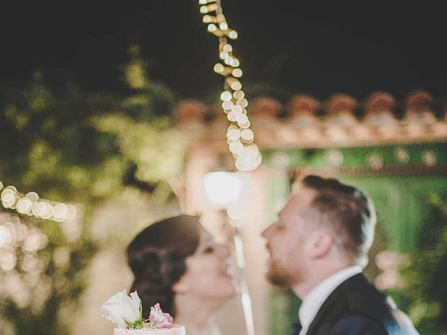 La boda de Sergio y Laura en Granada, Granada 61