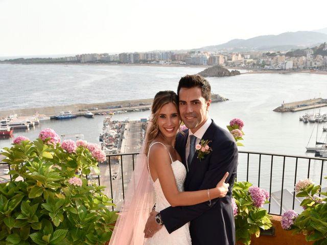 La boda de Joan y Laura en Blanes, Girona 1