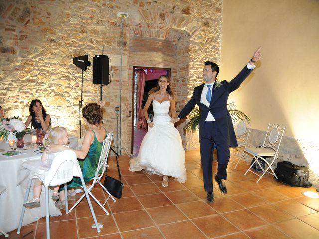La boda de Joan y Laura en Blanes, Girona 2