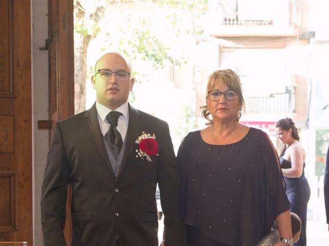 La boda de Luis y Elisabet en Reus, Tarragona 17