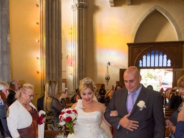La boda de Luis y Elisabet en Reus, Tarragona 20