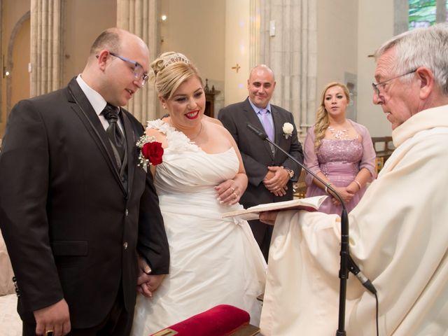 La boda de Luis y Elisabet en Reus, Tarragona 25
