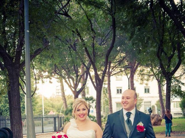 La boda de Luis y Elisabet en Reus, Tarragona 35