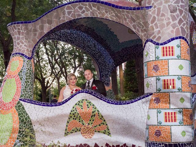 La boda de Luis y Elisabet en Reus, Tarragona 42