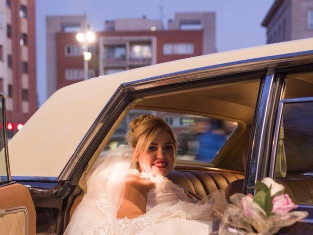 La boda de Luis y Elisabet en Reus, Tarragona 44