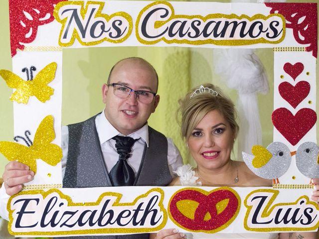 La boda de Luis y Elisabet en Reus, Tarragona 54