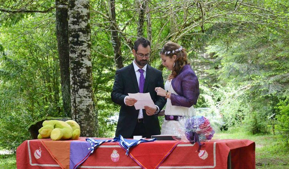 La boda de Francho y Noelia en Morillo De Tou, Huesca