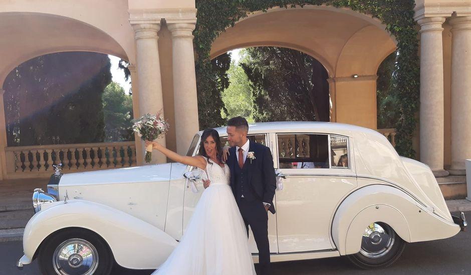 La boda de Daniel y Nieves en Sant Pere De Ribes, Barcelona