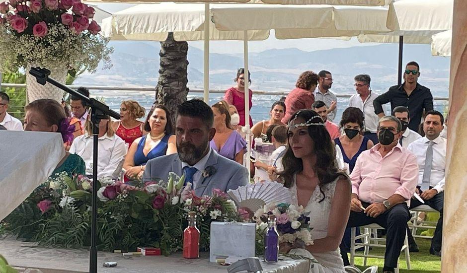 La boda de Alberto y Lourdes en Alhaurin El Grande, Málaga