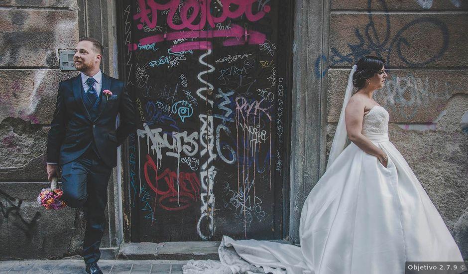 La boda de Sergio y Laura en Granada, Granada