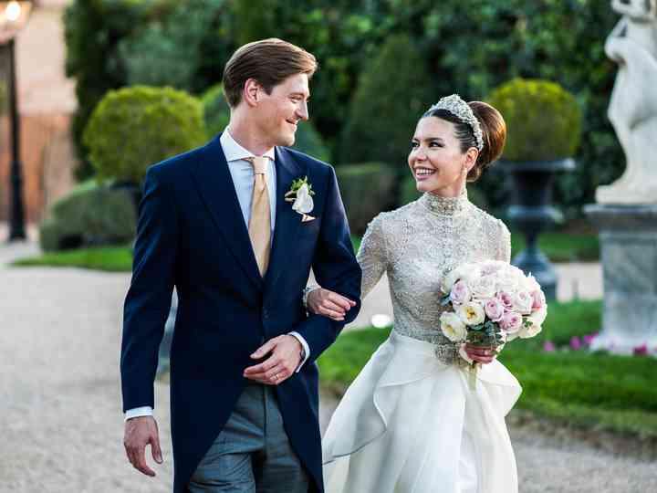 La boda de Laura y Morten