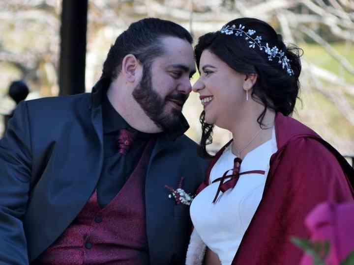 La boda de Noelia y Isaac