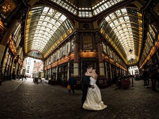 La boda de Zaida y Rubén