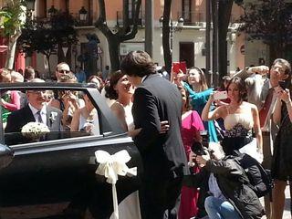 La boda de Romina y Raúl 1