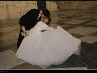 La boda de Romina y Raúl