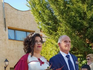 La boda de Noelia y Isaac 2