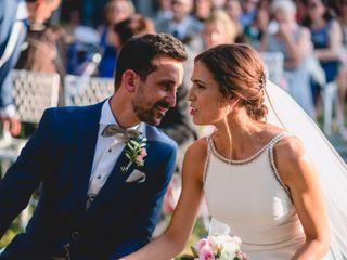 La boda de Belinda y David