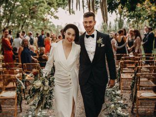 La boda de Vir y Dan
