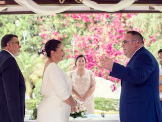 La boda de Alba y Ale