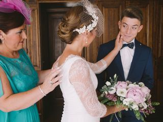 La boda de Maribel y Antonio Miguel 1
