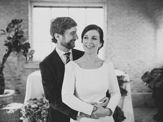 La boda de Adriana y Álvaro