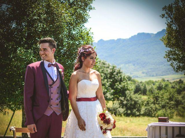 La boda de Mikel y Alaitz en Echarri Aranaz/etxarri Aranatz, Navarra 3