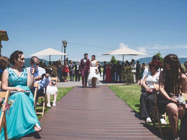 La boda de Mikel y Alaitz en Echarri Aranaz/etxarri Aranatz, Navarra 4