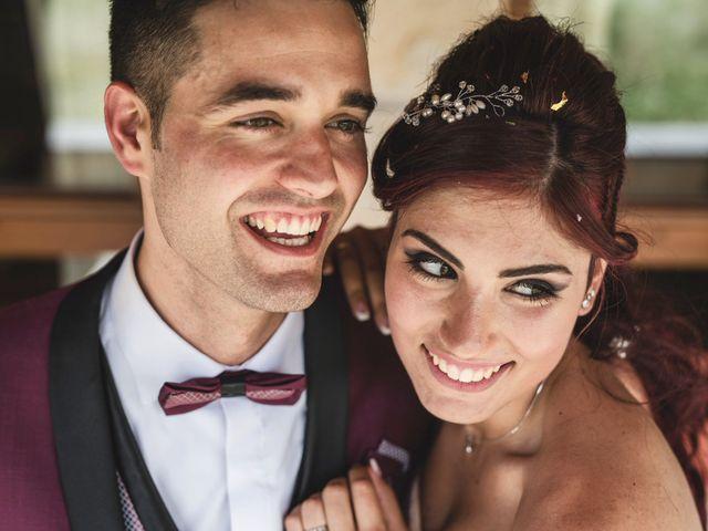 La boda de Alaitz y Mikel