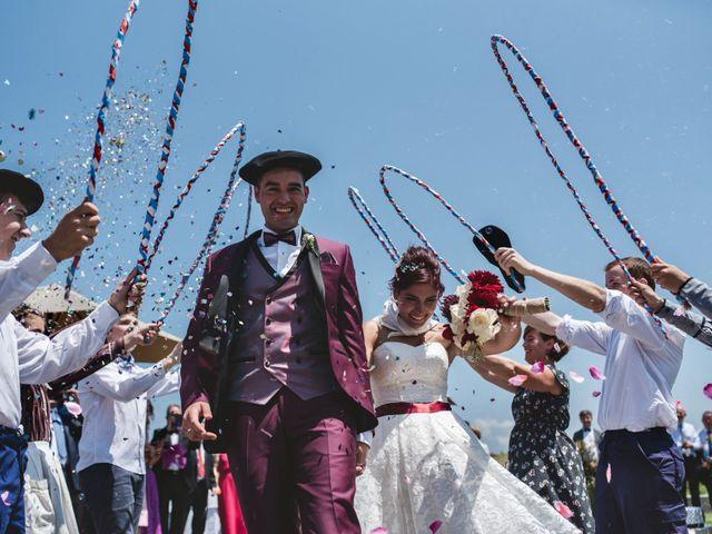 La boda de Mikel y Alaitz en Echarri Aranaz/etxarri Aranatz, Navarra 1