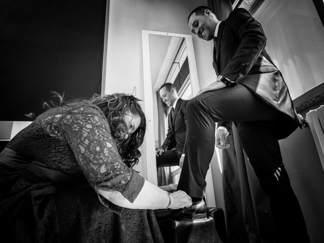 La boda de Rubén y Zaida en Lugo, Lugo 14