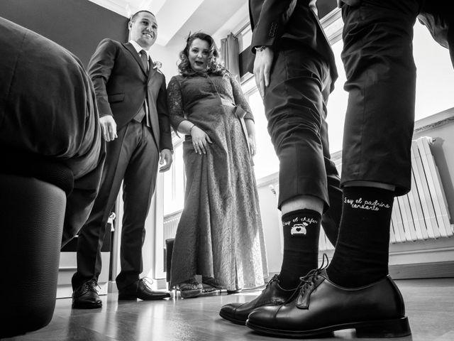 La boda de Rubén y Zaida en Lugo, Lugo 16