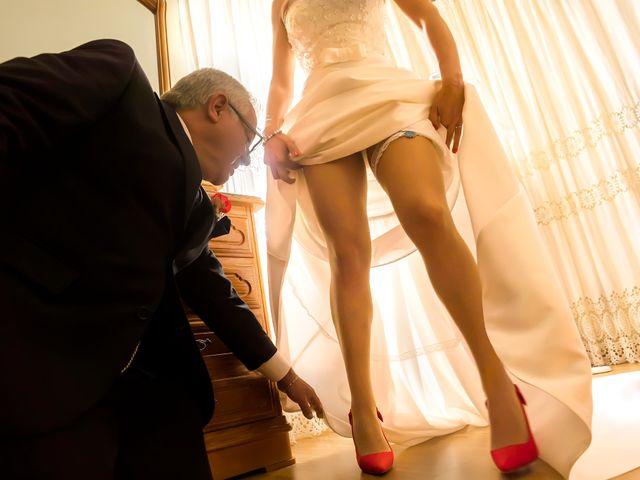 La boda de Rubén y Zaida en Lugo, Lugo 27