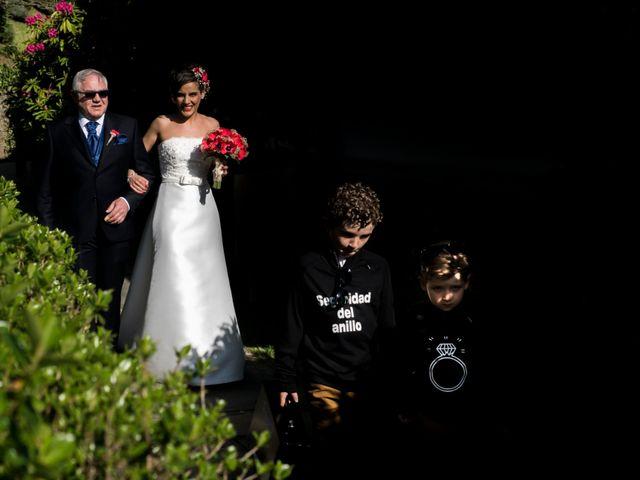 La boda de Rubén y Zaida en Lugo, Lugo 34