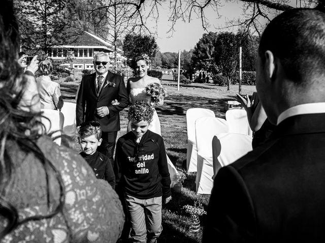 La boda de Rubén y Zaida en Lugo, Lugo 37