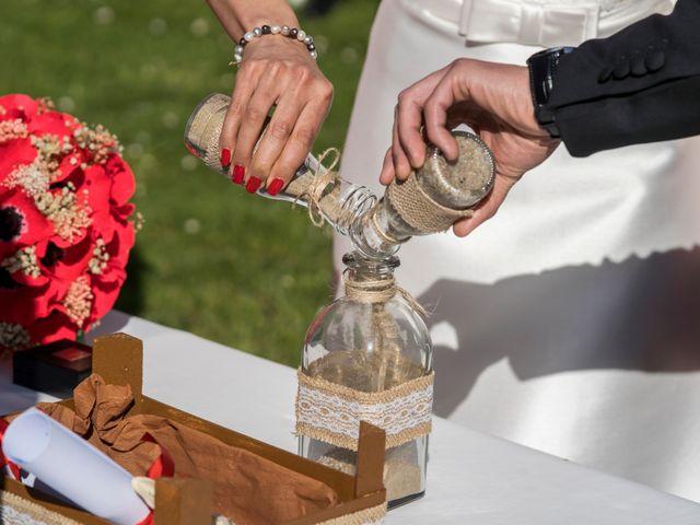 La boda de Rubén y Zaida en Lugo, Lugo 42