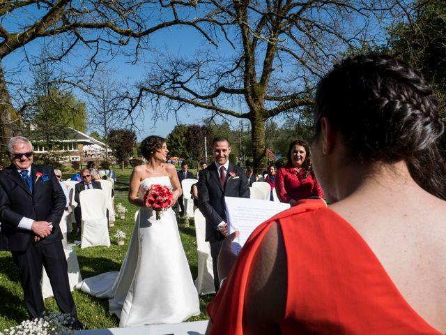 La boda de Rubén y Zaida en Lugo, Lugo 43
